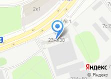 Компания «FLY fitness» на карте
