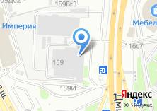 Компания «1-й мобильный шиномонтаж» на карте