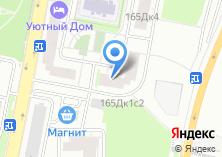 Компания «Фасоль» на карте