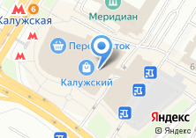 Компания «STENDERS» на карте