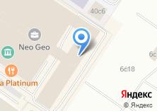 Компания «Транспринт» на карте