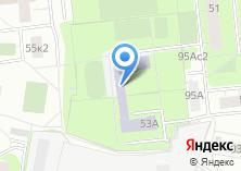 Компания «Средняя общеобразовательная школа №244» на карте