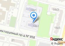Компания «Детский сад №2586» на карте