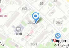 Компания «Роспромлизинг» на карте