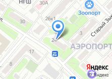 Компания «ОраНЖерея» на карте