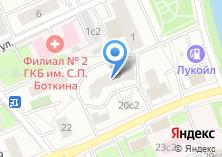 Компания «Детский сад №1786» на карте