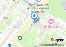 Компания «Подольскгражданпроект» на карте