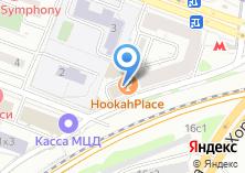 Компания «Инвок» на карте