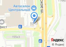 Компания «Экспресс-карт» на карте