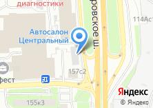 Компания «Стегор» на карте