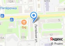 Компания «ОРЕОЛ» на карте