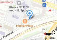 Компания «Смоленский кровельщик» на карте