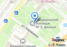 Компания «Подольское медицинское училище» на карте