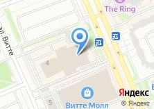Компания «Сеть часовых мастерских» на карте