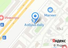Компания «Сауна на Ленинском проспекте» на карте