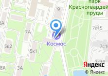 Компания «КБ КОСМОС» на карте