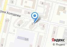 Компания «Нотариус Червякова Г.А» на карте