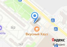 Компания «Chernika.bar» на карте