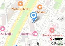 Компания «Даним» на карте
