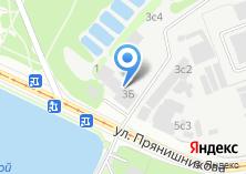 Компания «Стальная Броня» на карте