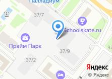 Компания «Столица света» на карте