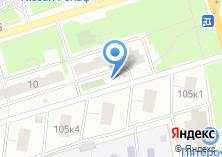 Компания «Шиномонтажная мастерская на ул. 800 лет Москвы» на карте