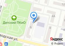 Компания «Цветочный магазин на Заводской» на карте