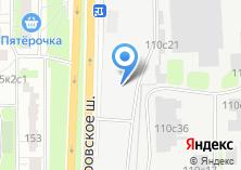 Компания «АР-Сервис» на карте