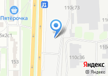 Компания «Теплый пол» на карте