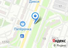 Компания «Центропечать Киоск по продаже печатной продукции» на карте