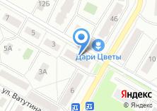 Компания «Швейник» на карте