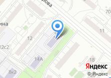 Компания «НИИ столичного образования» на карте