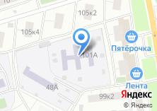 Компания «Детский сад №1486» на карте