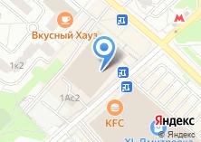 Компания «Реклама в городе» на карте