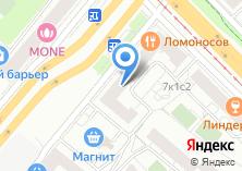 Компания «Магазин цветов и игрушек» на карте