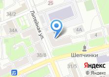 Компания «Детская библиотека №11» на карте