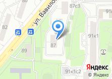Компания «Триал Электроникс ПЛС» на карте