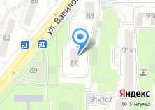 Компания «Винхимколор» на карте