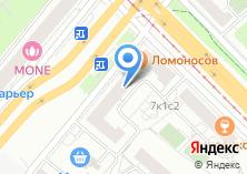 Компания «КРЕДИТ ЕВРОПА БАНК» на карте