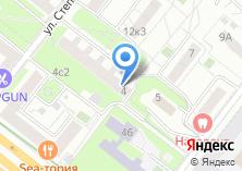Компания «Акватик-Бурильные Трубы» на карте