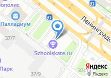 Компания «Aviacassa.ru» на карте