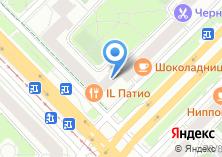 Компания «Шикари» на карте