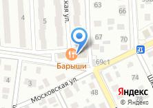 Компания «Подмосковные вечера» на карте