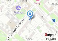 Компания «БизнесТурс.РУ туристический оператор» на карте