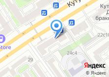 Компания «PLUMAGE» на карте