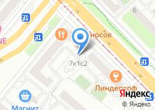 Компания «Автостоянка на Ломоносовском проспекте» на карте