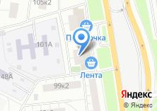 Компания «Стройсфера» на карте
