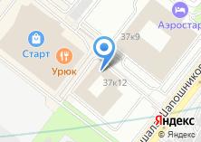 Компания «Главагентство-Сервис» на карте