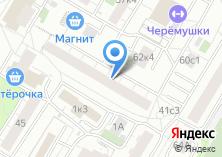 Компания «Дефарт» на карте