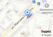 Компания «Ульяшка» на карте